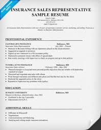 Resumes For Sales Jobs Best of Insurance Sales Resume Example Httpjobresumesample24
