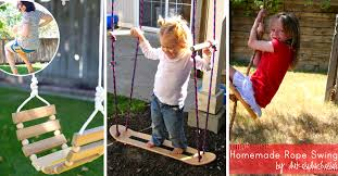 Small Picture 22 DIY Garden Swings You Can Bring To Life Almost Effortlessly
