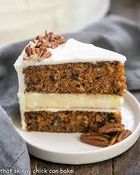 Delightfully Rich Cheesecake Filled Carrot Cake