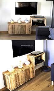 wood pallet furniture ideas. wood pallet tv stand idea furniture ideas