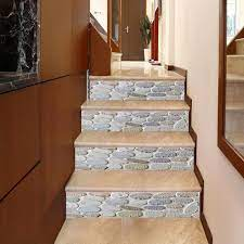 3D Stairs Stickers Wallpaper Stair ...