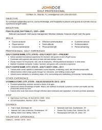 College Golf Resume Template Stunning College Golf Resume Best Of Golf Resume Template Fresh Resumes With