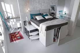 furniture for studio apartment. Via Curbed.com Furniture For Studio Apartment