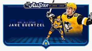 Just over here waiting for hockey on january 13. Jake Guentzel Selected To Play In The 2020 Nhl All Star Game