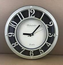nautical porthole wall clock home decor