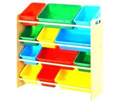 storage bins wheels shelves with baskets bin kids organizer shelf clear plastic gravity organ