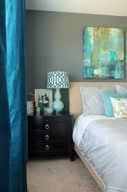 teal bedroom curtains. love these ikea sanela dark turquoise curtain panels. so beautiful during the day and at teal bedroom curtains