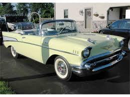 1957 Chevrolet Bel Air for Sale | ClassicCars.com | CC-937970