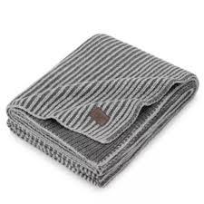 Ugg Throw Blanket Simple UGG Other Jackson Chambray Knit Throw Blanket Poshmark