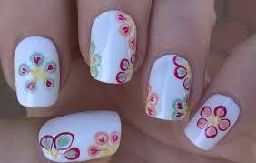Life World Women: Dotting Tool & Needle Nail Art Design Inspired ...