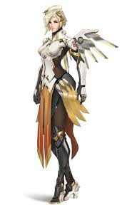 Tracer is a damage hero in overwatch. Mercy Character Art From Overwatch 2 Art Artwork Gaming Videogames Gamer Gameart Conceptart Illustration Ov Overwatch Overwatch Wallpapers Overwatch 2