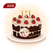 Name Photo On Birthday Cake Photo Frame 2018 App In Pc Download
