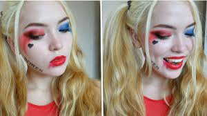 harley quinn makeup tutorial squad ideas for s