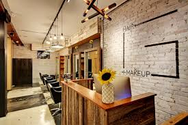 Hair Design Concepts Interior At Gibson Hair Makeup In Charleston Sc Designed