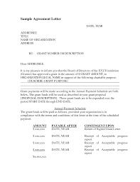 Sample Letter Of Agreement Sample Agreement Letter By Smilingpolitely Letter Of Agreement 7