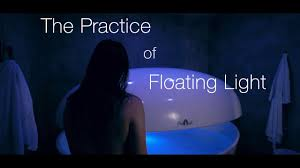 Blue Light Flotation The Practice Of Floating Light In The Float Tank
