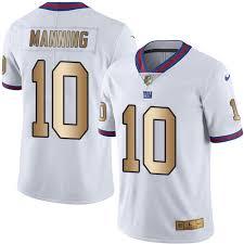 Eli Captain Jersey Manning Patch