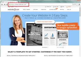 make a free website online easy getting a free custom domain for your website website com