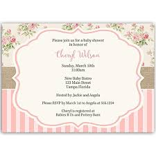 Baby Shower Invitation Backgrounds Free Awesome Amazon Baby Shower Invitations Girl Floral Pink Sprinkle