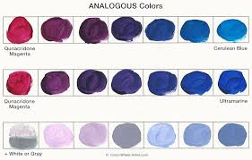 paint color schemeAnalogous Colors Effortlessly Create Sophisticated Harmony  Color