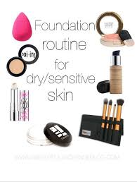 makeup routine for dry image led develop a skincare routine for dry skin step 2 she