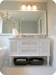Carrera Countertops distressed white wooden counter island with white marble top in 3741 by guidejewelry.us