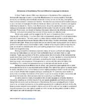 how to write an persuasive paper writing resources persuasive essays hamilton college