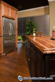 kitchens with black distressed cabinets. Accent Kitchen Island Kitchens With Black Distressed Cabinets D