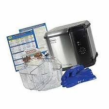 Butterball Electric Fryer Cooking Chart Details About Butterball 23011514 Electric Fryer Electric Fryer Kit