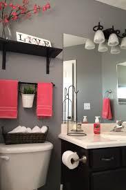 apartment bathroom decor. Elegant Collection Apartment Bathroom Decorating Ideas With Regard To : Grey Decor Diy Small A