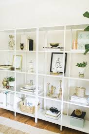 office shelving ideas. Caitlinu0027s Home Office Tour Shelving Ideas V
