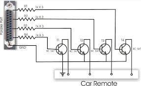 computer control rc car circuit diagram electronic circuits computer control rc car circuit diagram