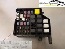hyundai santa fe car ecus computers hyundai santa fe mk1 2 7 24v fusebox fuse box 91288 26201