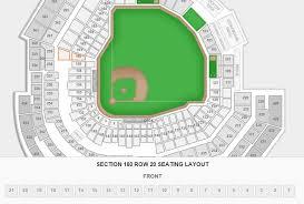 Gcs Ballpark Seating Chart St Louis Cardinals Busch Stadium Seating Chart