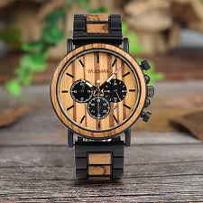 wood watch engraved wood watch best wedding gift for men personalised gift mens wooden watch engraved watch wood watch men wudmax