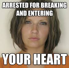 Attractive Convict Meme is A Viral Hit (PHOTOS) - dBTechno via Relatably.com