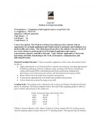 Cover Letter Cover Letter For Medical Assistant Externship Cover