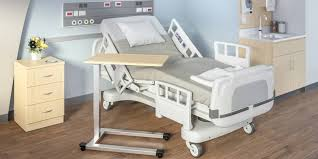 hospital overbed multi purpose table