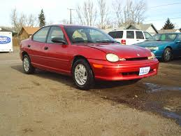 1994 Dodge Neon Sport related infomation,specifications - WeiLi ...