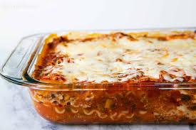 Classic Lasagne Lasagna Recipe Simplyrecipescom