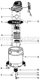 parts for 6060 shop vac vacuum cleaners image image