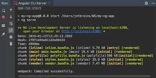 Angular - Help | WebStorm