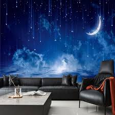 Camera Da Letto Blue Moon : Ottieni a basso prezzo blue moon wallpapers aliexpress