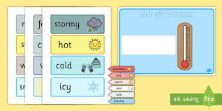 Rainforest Weather Chart Weather And Temperature Chart Weather Temperature Chart