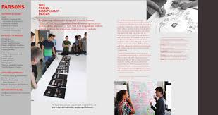 Parsons School Of Design Career Services Parsons Graduate Recruitment By The New School Issuu