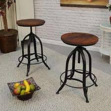 rustic bar stools. Plain Rustic Intended Rustic Bar Stools P