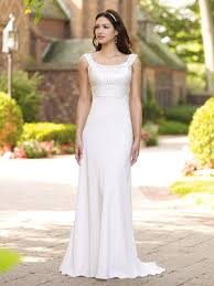 informal wedding dresses for older brides wedding dresses informal