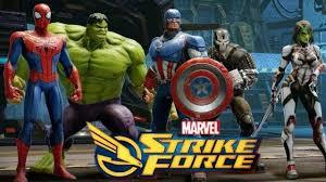 Image result for MARVEL Strike Force hack images