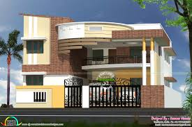 Small Picture Modern house plans in indian style House design ideas