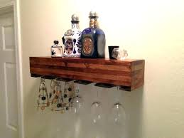 shelf wine rack glass shelves wall mount floor along with kitchen design wood under rev a